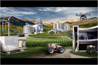 Farm Of The Future Website, Final