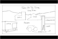 Farm Of The Future Website, Sketch