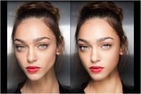 Retouching: D&G Model Zhenya Katava